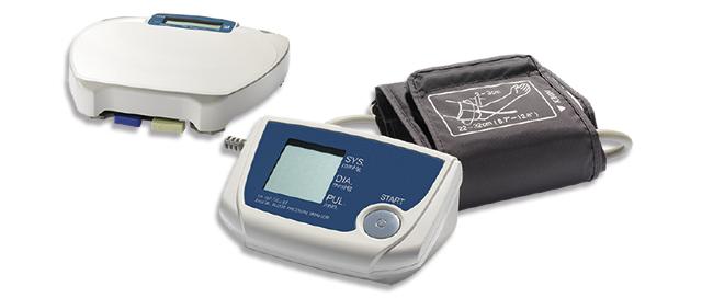 LATITUDE™ Blutdruckmessgerät und Waage
