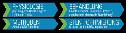 Die SYNTAX II-Studie bewertete den SYNERGYTM BP-EES Stent