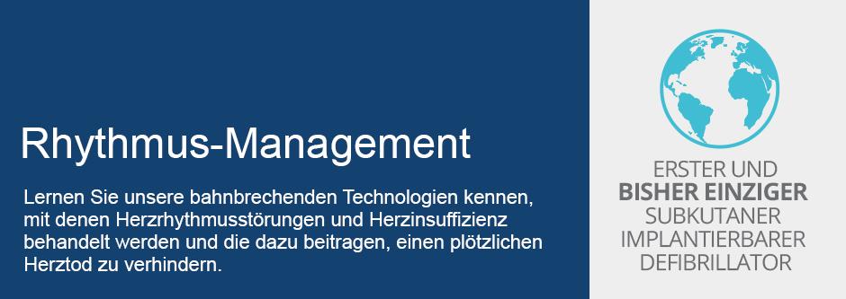 Rhythmus-Management