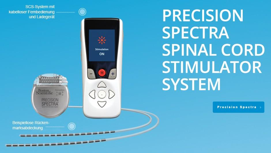 Precision Spectra™ Rückenmarkstimulationssystem