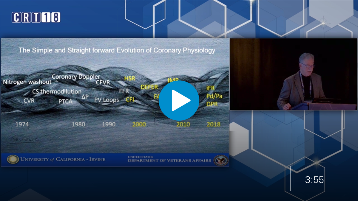 History of Coronary Physiology with Morton J. Kern