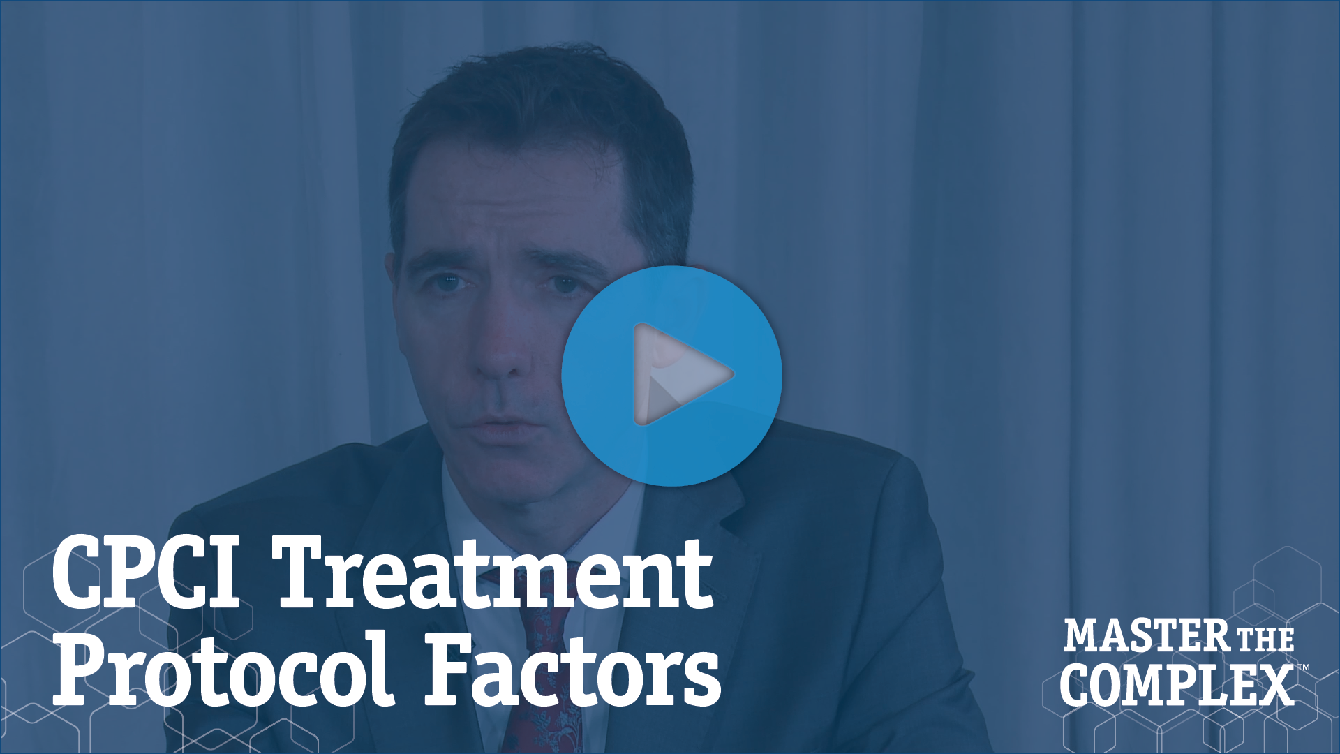 CPCI Treatment Protocol Factors: Treatment protocols for complex PCI cases look different today than they did 15 to 20 years ago. From your perspective, what contributing factors have impacted the treatment of these cases the most?