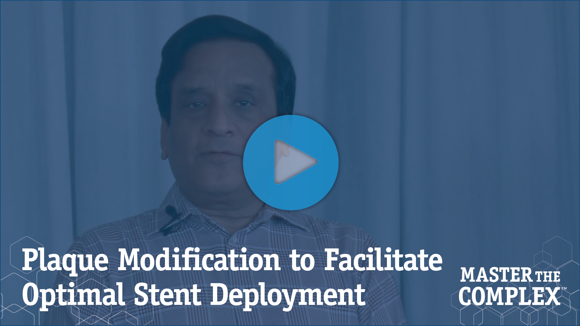 Plaque Modification to Facilitate Optimal Stent Deployment: Plaque modification using rotational atherectomy can facilitate optimal stent deployment, leading to better outcomes. Do you agree or disagree with this statement, and why?