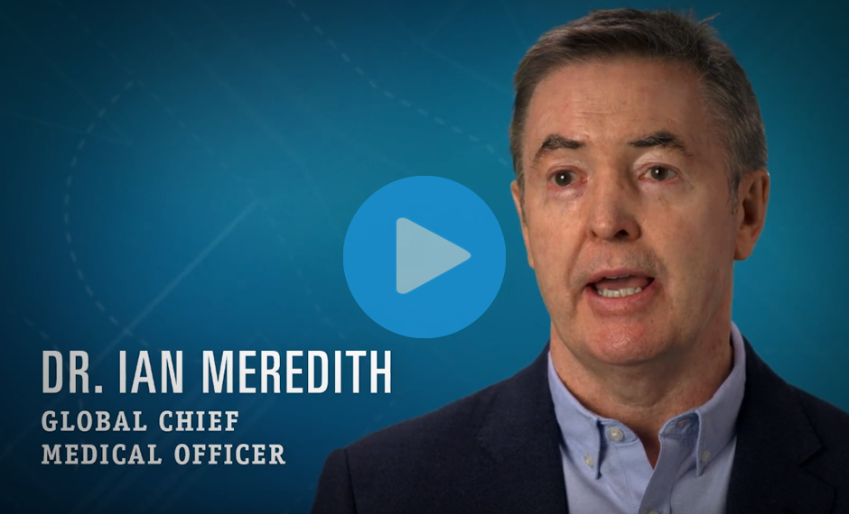 Watch Dr. Ian Meredith share some reasons why he chose to join Boston Scientific as Chief Medical Officer.