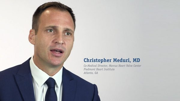 Watch Dr. Meduri, Co-Medical Director, Marcus Heart Valve Center, shares his experiences with SAFARI2
