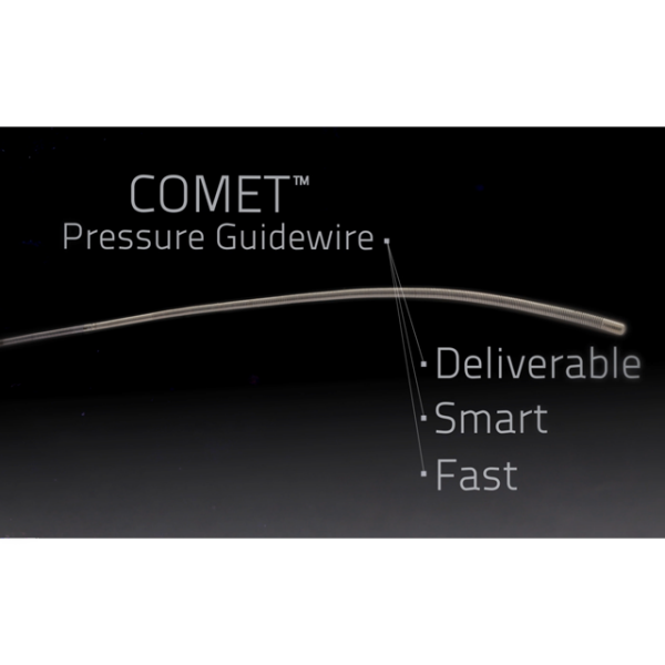 Watch the Boston Scientific engineers explain the development and unique product features of the COMET Pressure Guidewire.