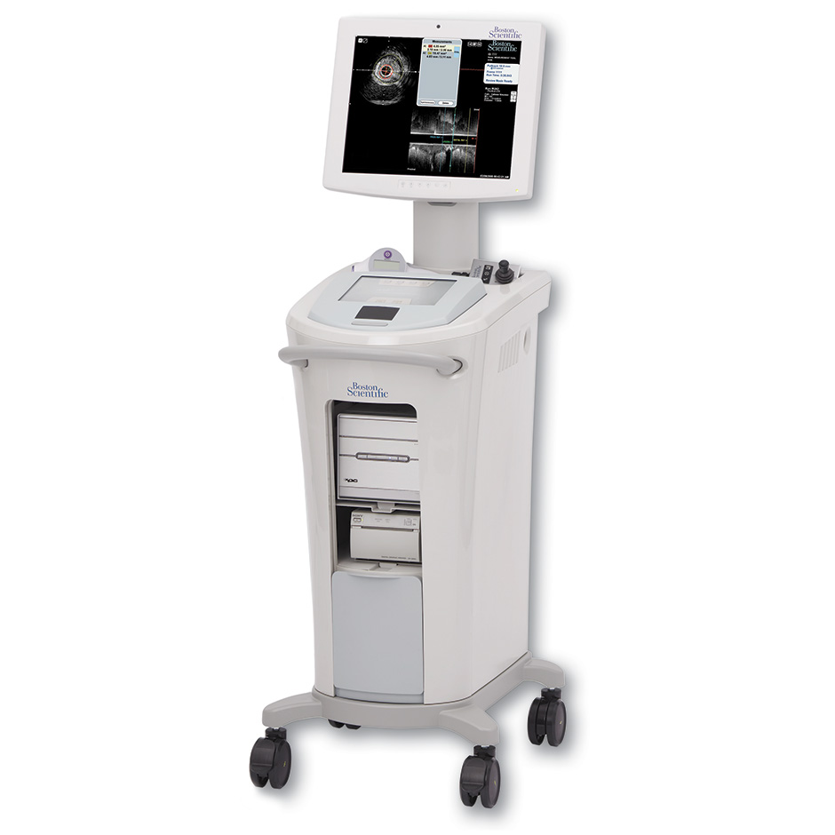 The iLab System is also available in a portable cart configuration.