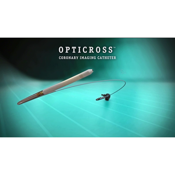OptiCross Coronary Imaging Catheter Animation