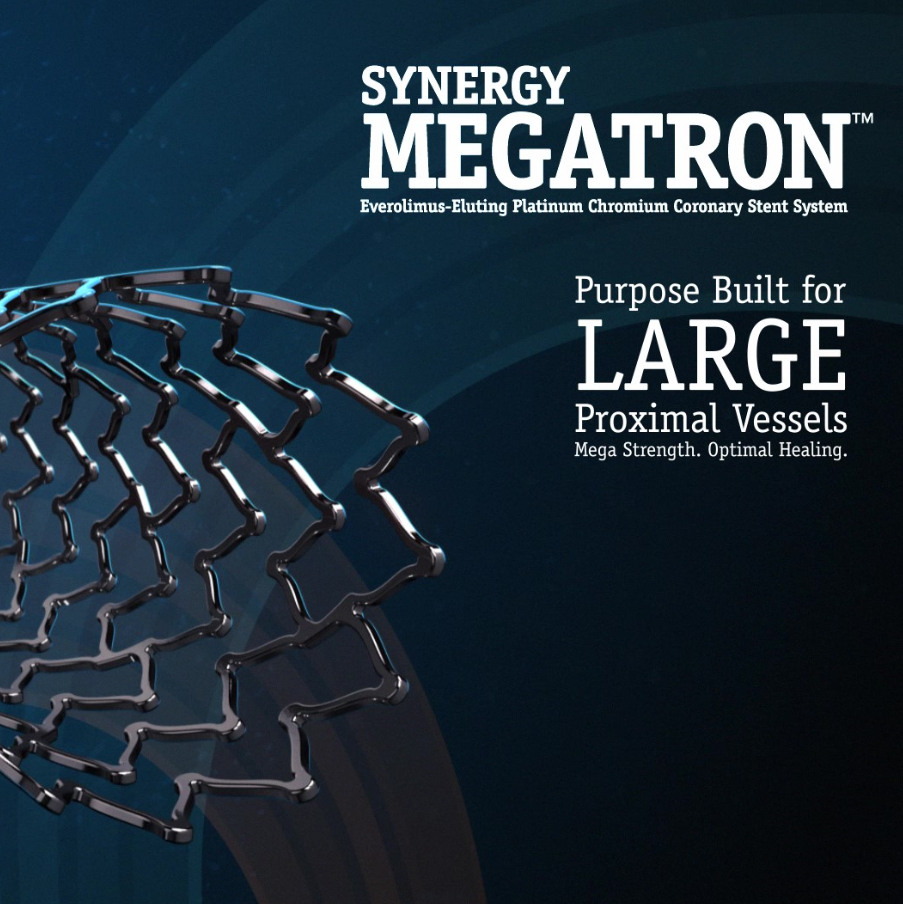 Introducing Synergy Megatron™ BP Stent