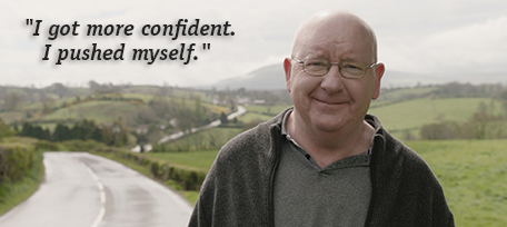 """I got more confident. I pushed myself."" - Watch Vincent's Story"