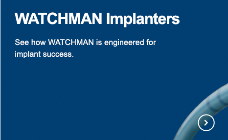 See how WATCHMAN is engineered for implant success.