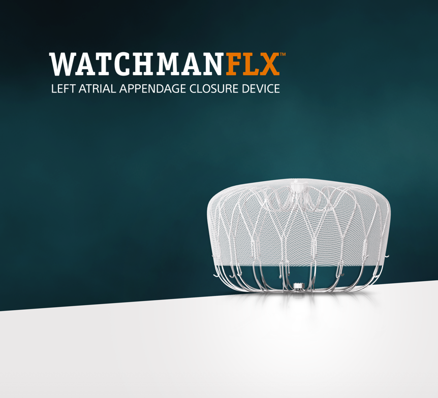 WATCHMAN FLX™ Left Atrial Appendage Closure Device