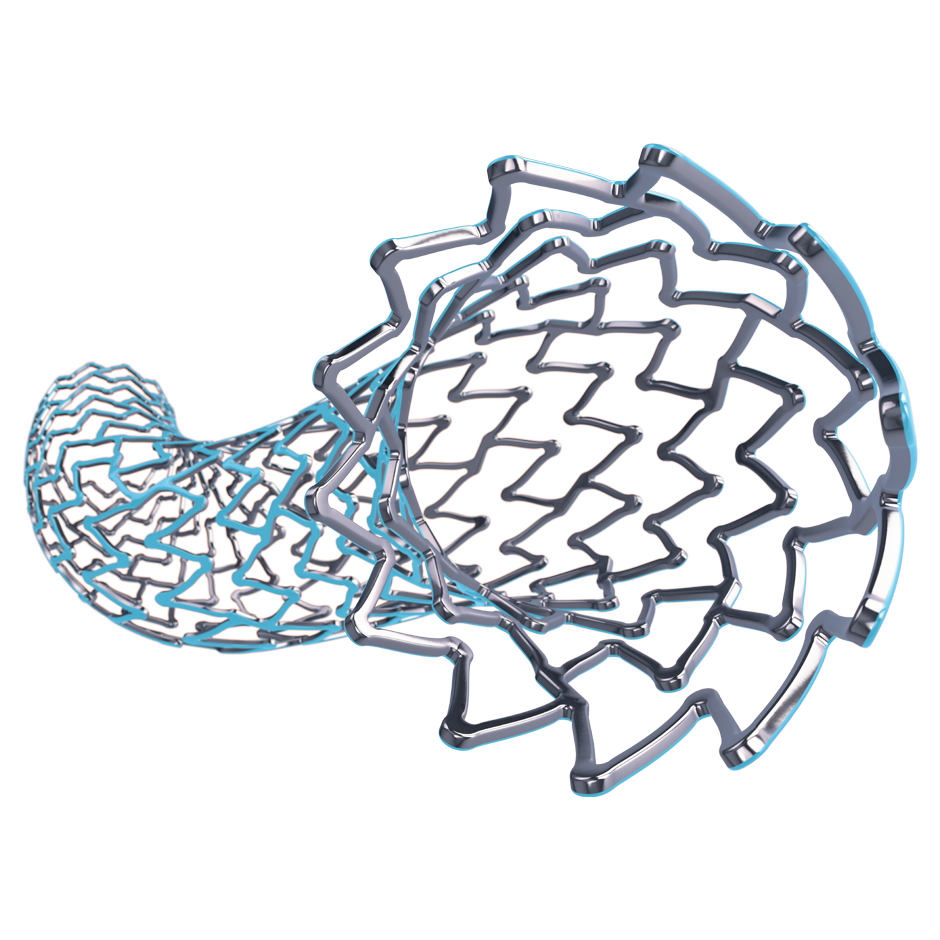 SYNERGY MEGATRON Stent Design Image