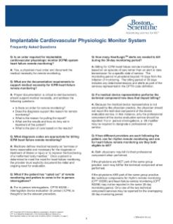 Reimbursement-Rhythm-Management - Boston Scientific