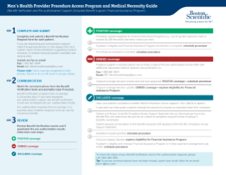 Provider BV Procedure Access Process and Medical Necessity Guide