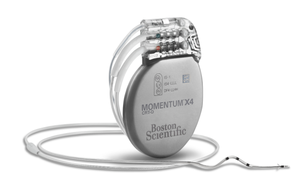 MOMENTUM™ X4 CRT-D product image