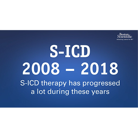 S-ICD: 10 years of implant experience