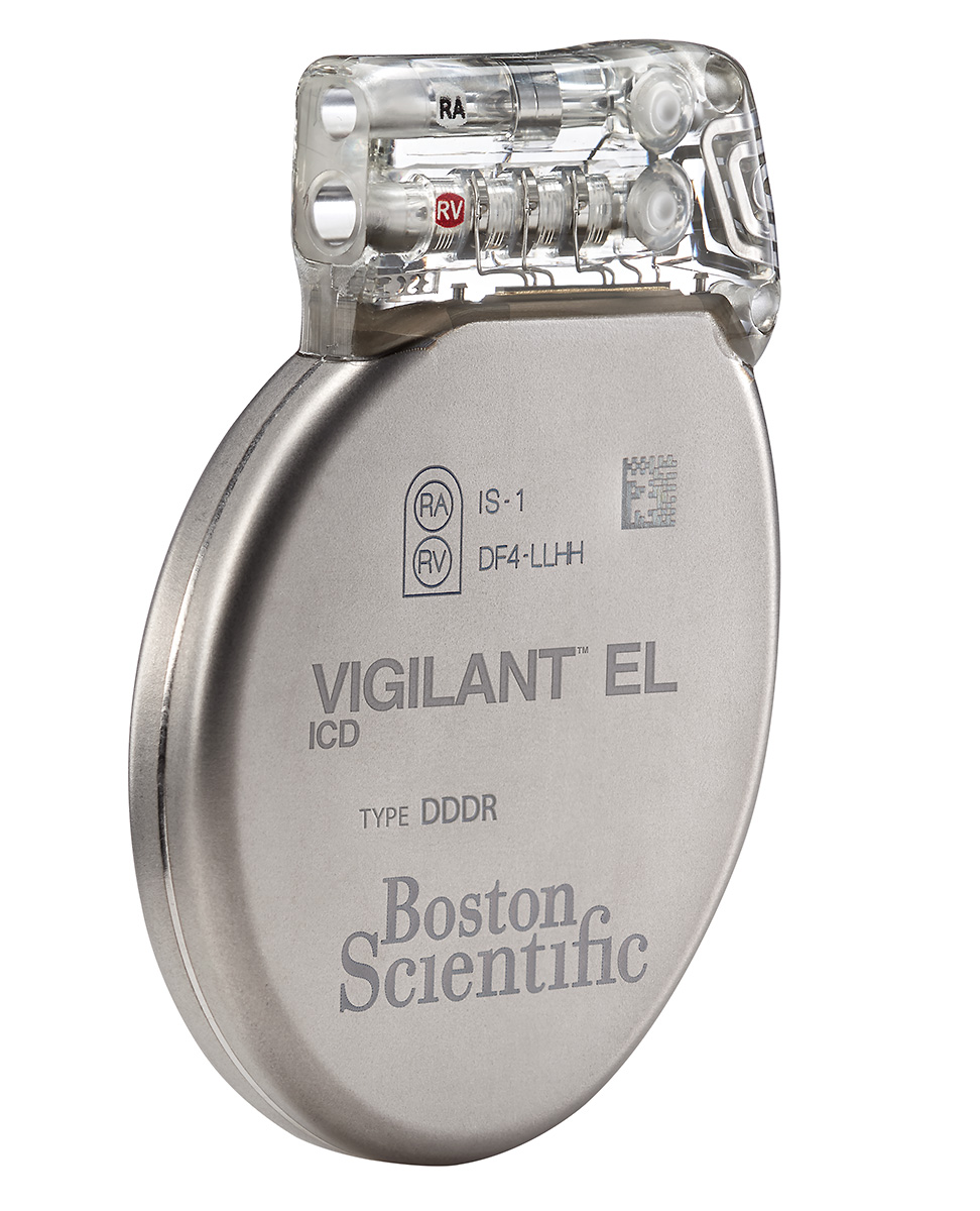 VIGILANT™ EL (Extended Longevity ICD) product image