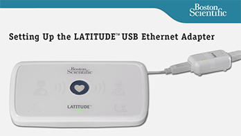 LATITUDE USB Ethernet Adapter