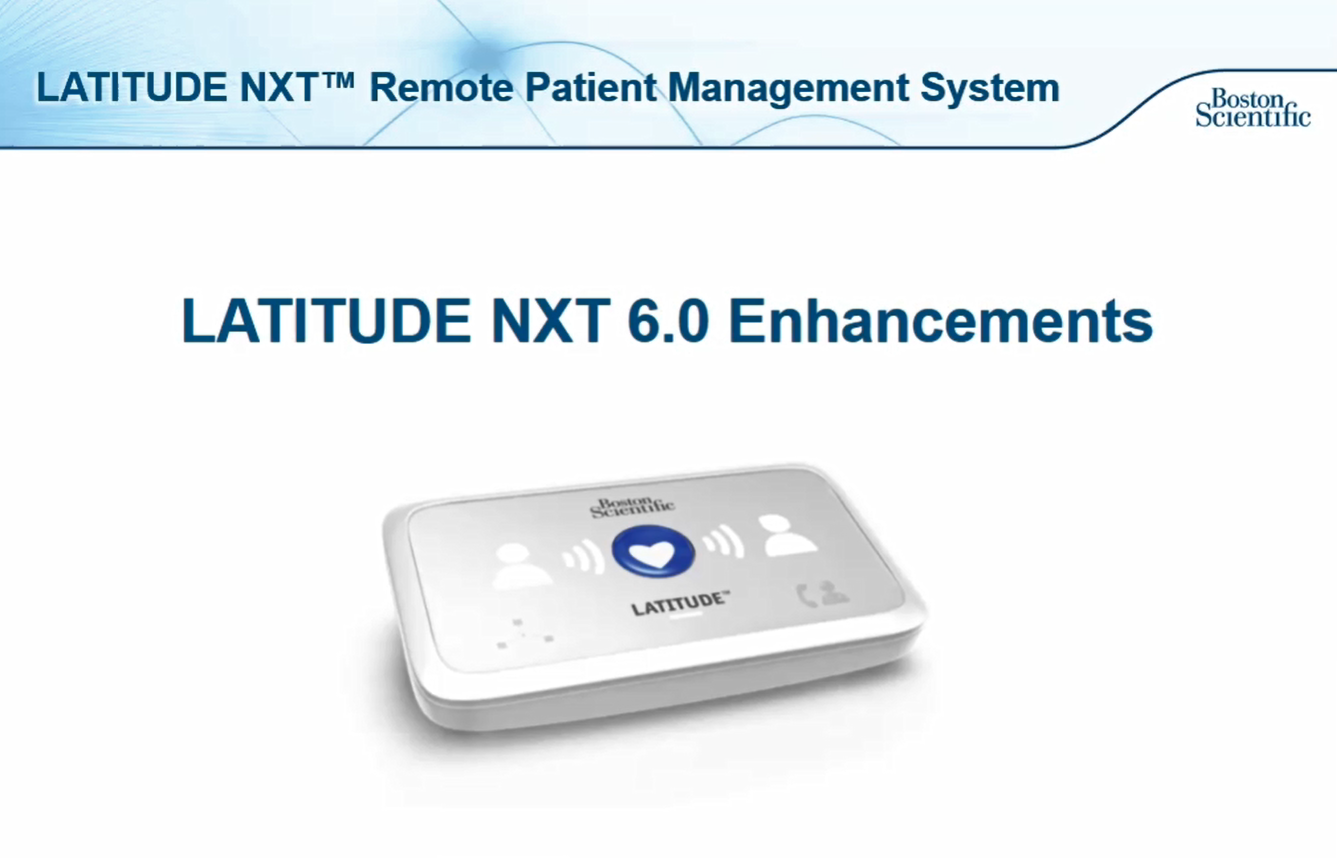 LATITUDE NXT 6.0 Enhancements