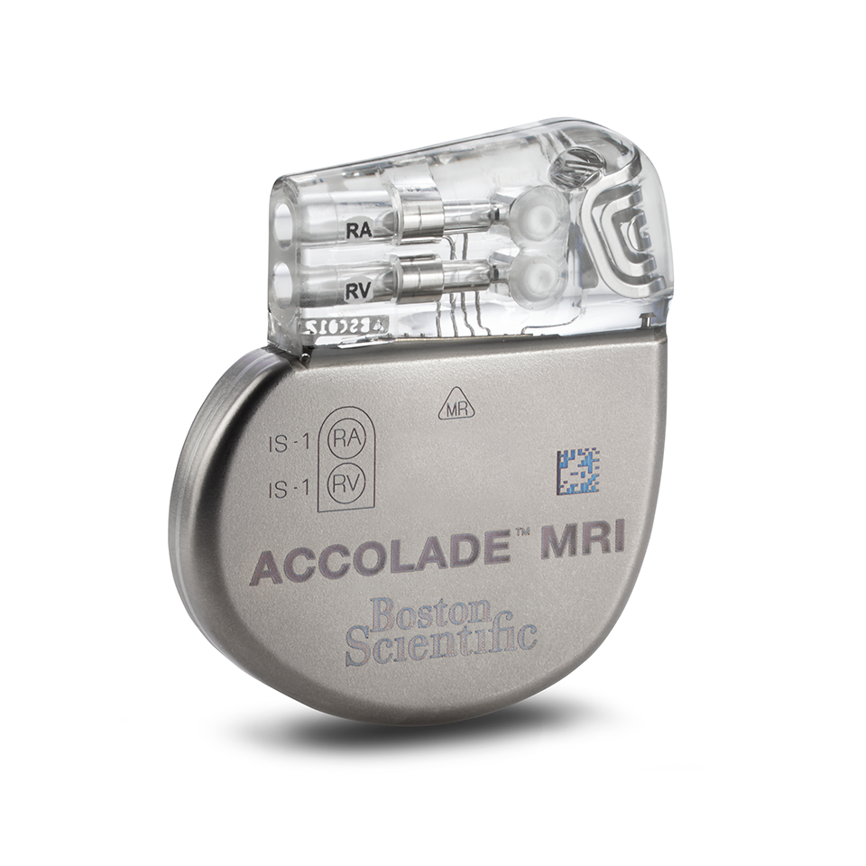 accolade™ mri and essentio™ mri pacemakers - boston scientific, Human Body