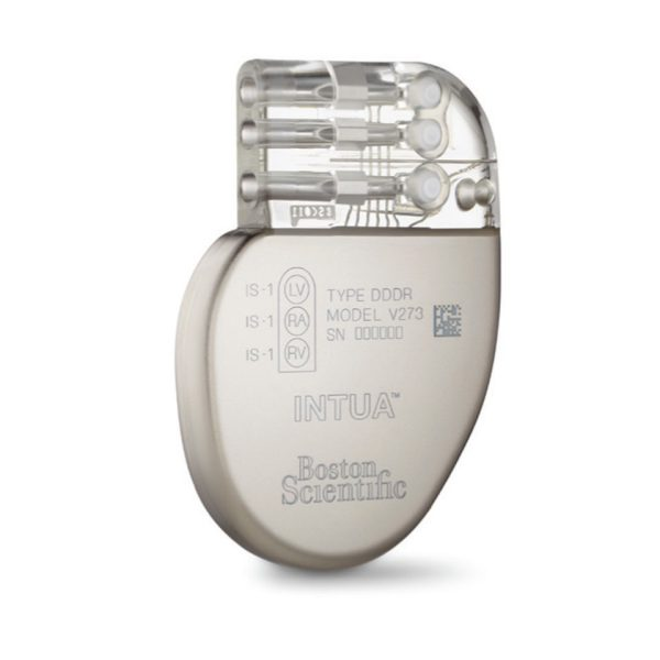 INTUA™ Cardiac Resynchronization Therapy Pacemaker (CRT-P)
