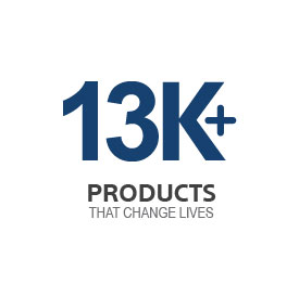 13 Thousand+ life changing products