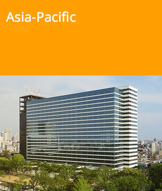 Asia-Pacific, Middle East, Africa