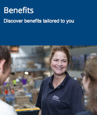 Benefits - Discover benefits tailored to you