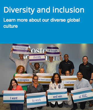 Diversity and inclusion - Learn more about our diverse global culture