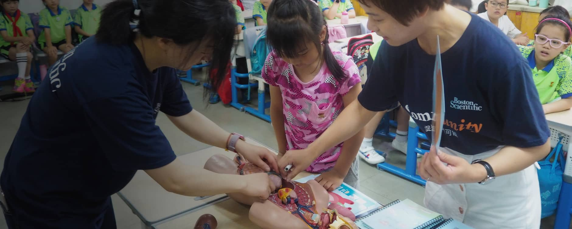 "Training ""Little Doctors"" in China"