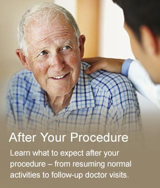 Background image for Learn what to expect after your pacemaker procedure - from resuming normal activities to follow-up doctor visits.