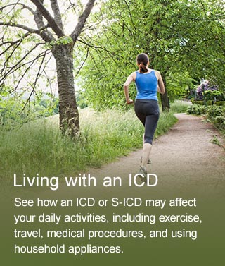 Living with a pacemaker - See how a pacemaker may affect your daily activities, including exercise, travel and using household appliances.