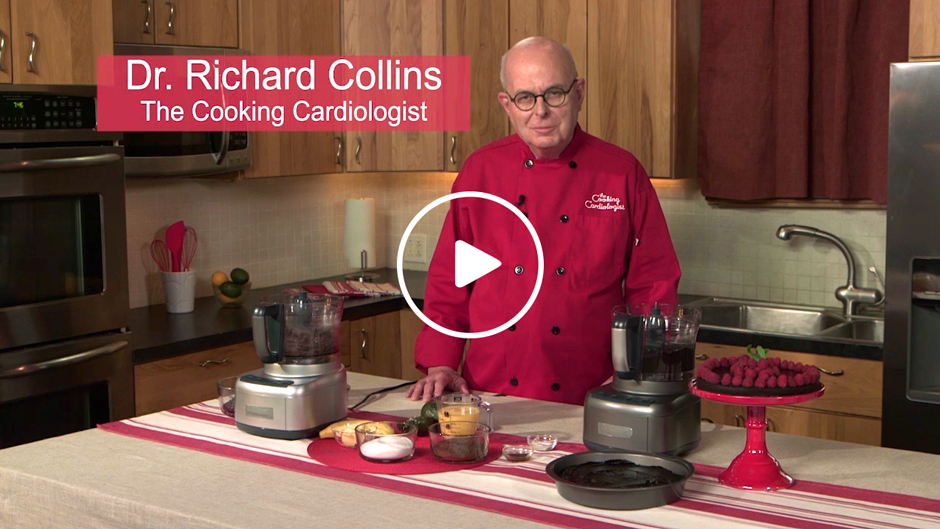 Meet Dr. Richard Collins - The Cooking Cardiologist