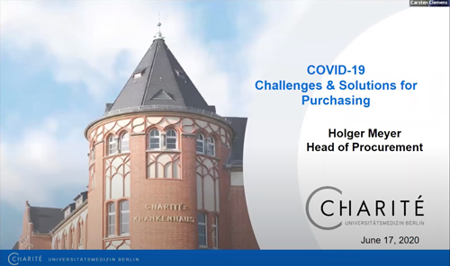 Lessons learnt: our challenges in COVID-19 crisis
