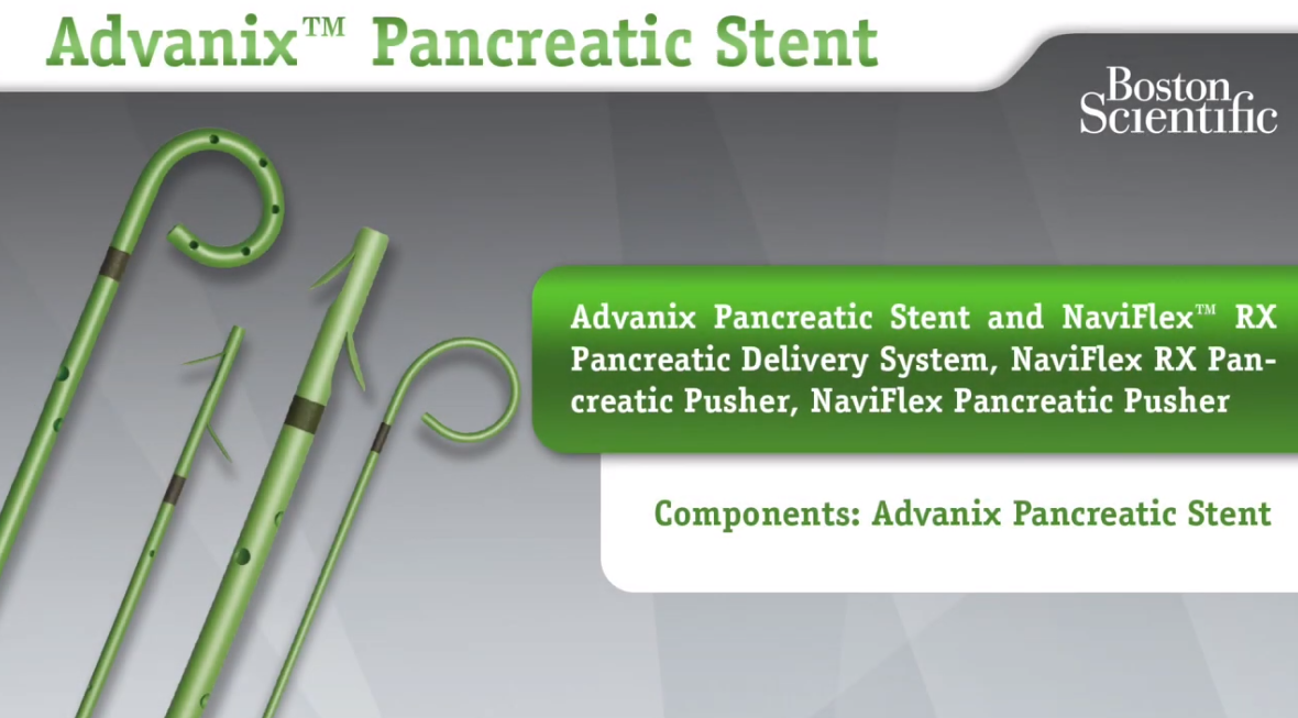 Advanix™ Pancreatic Kit Components