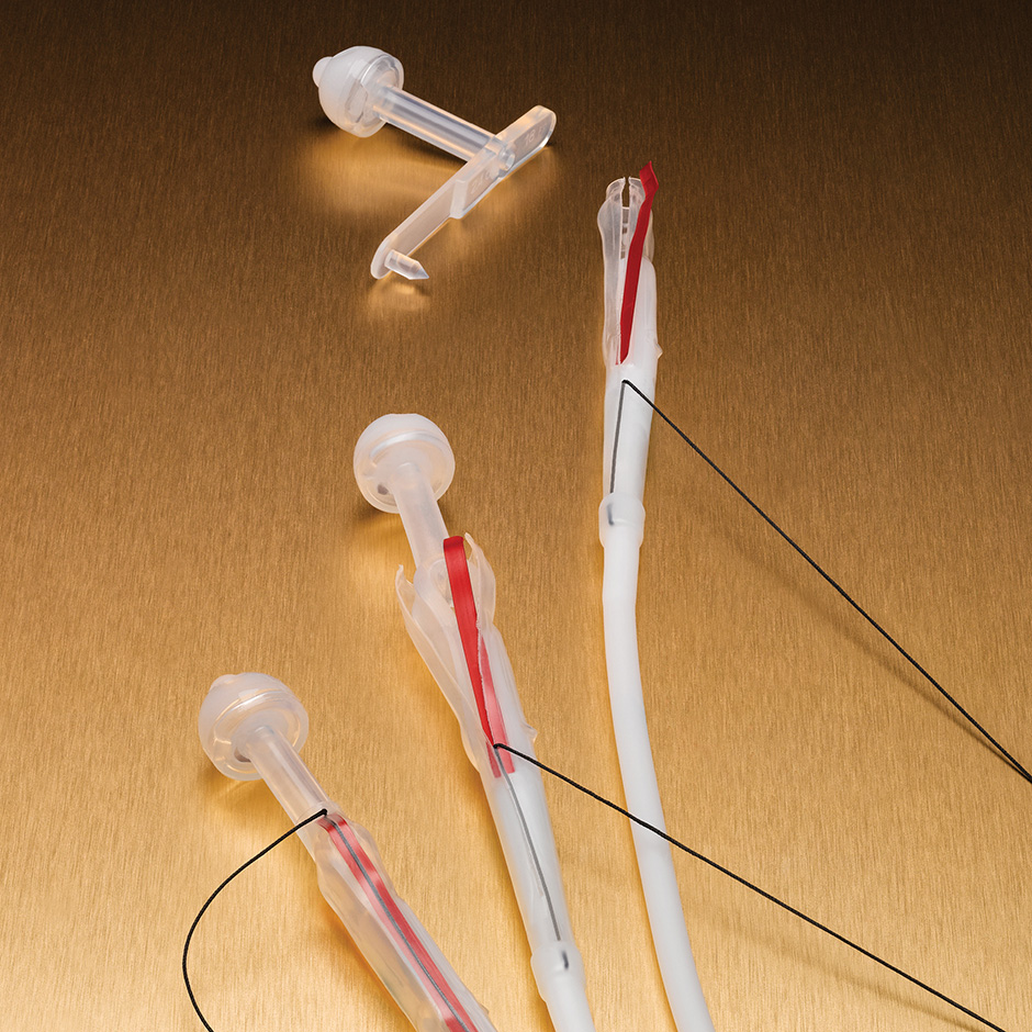 EndoVive™ One-Step Button™ Low Profile Initial Placement Percutaneous Endoscopic<br>Gastrostomy (PEG) Kit and Accessories