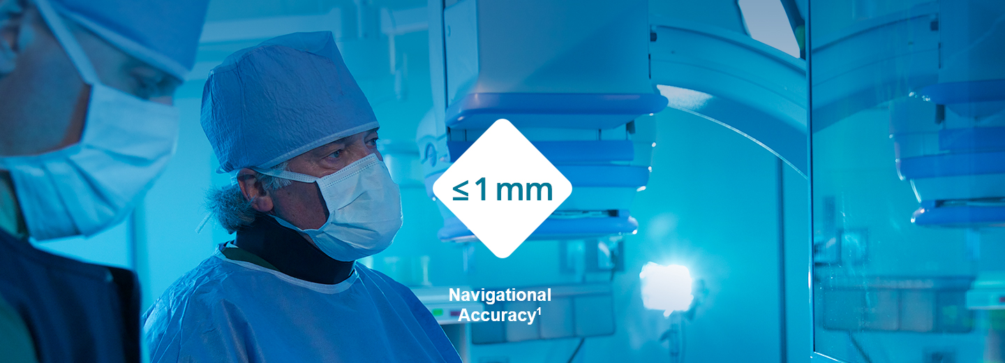 The INTELLANAV Family of Catheters Provide ≤1 mm Navigational Accuracy