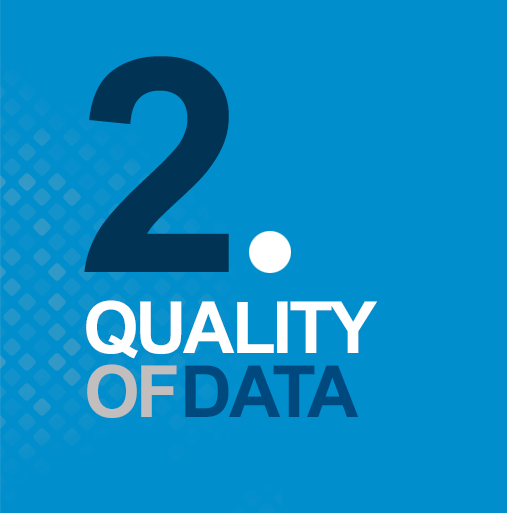 2. Quality of Data