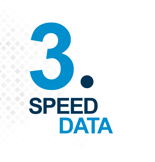 3. Speed of Data
