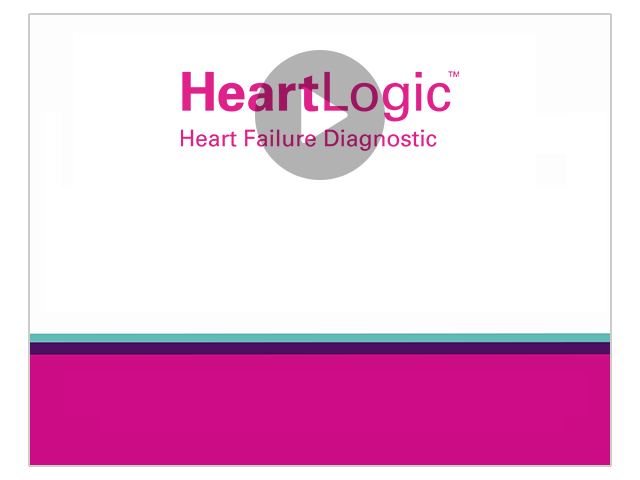 Heart Logic Animation with play button
