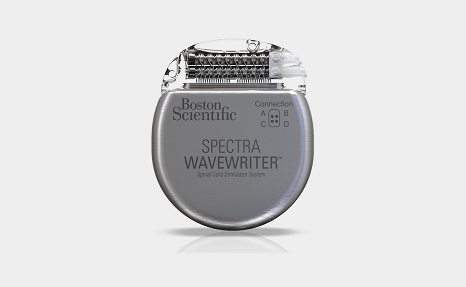 The Spectra WaveWriter SCS System - Relief as Unique as Your Patients' Pain