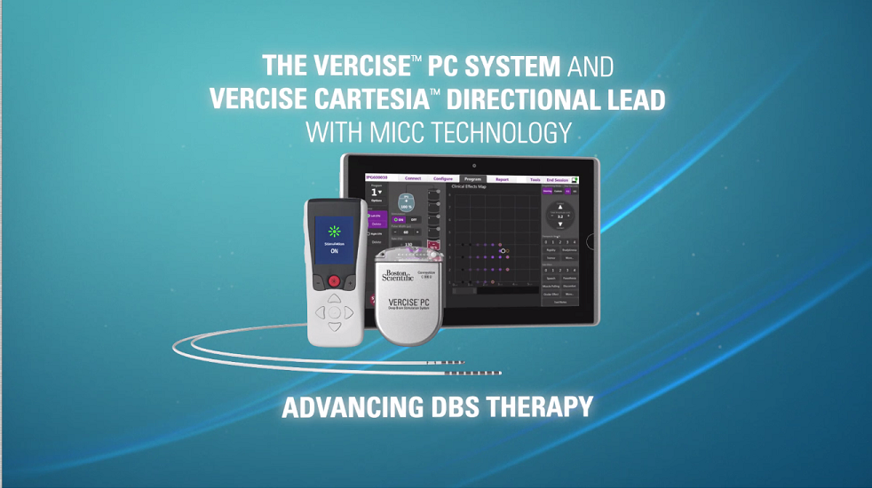 Sistema de DBS Vercise PC