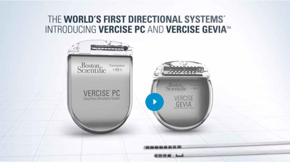 Vercise DBS physician product details