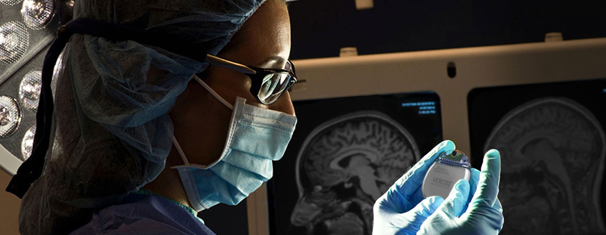 Neurological Surgery - Vercise Deep Brain Stimulation