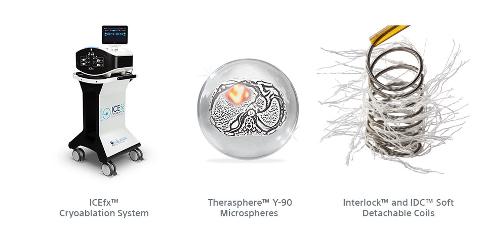 Interventional Oncology products