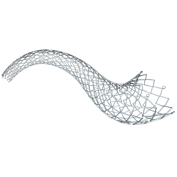 Epic™ Vascular Self-Expanding Stent System angle view