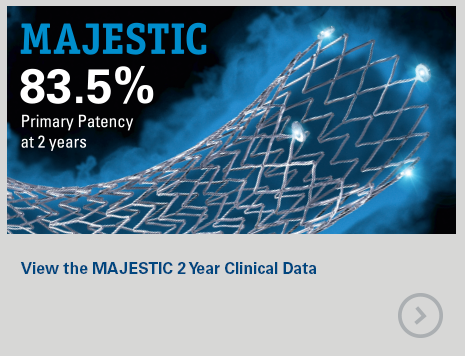 View the MAJESTIC 2 Year Clinical Data