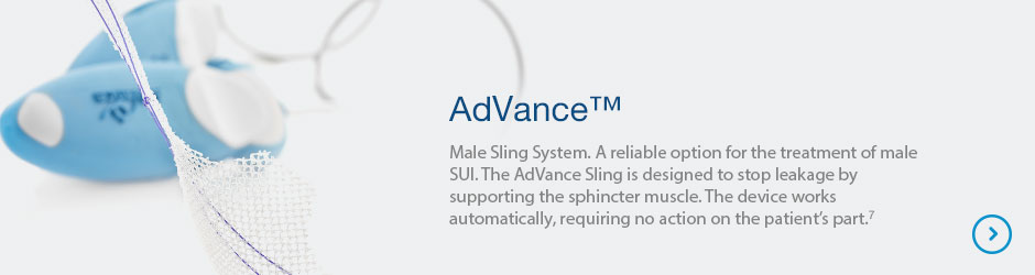 AdVance™ Male Sling System