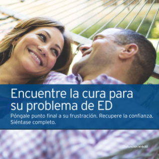 Find Your ED Cure - Patient Education Brochure- Spanish